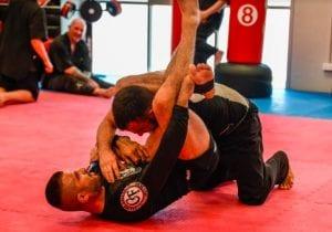 It's a martial art
